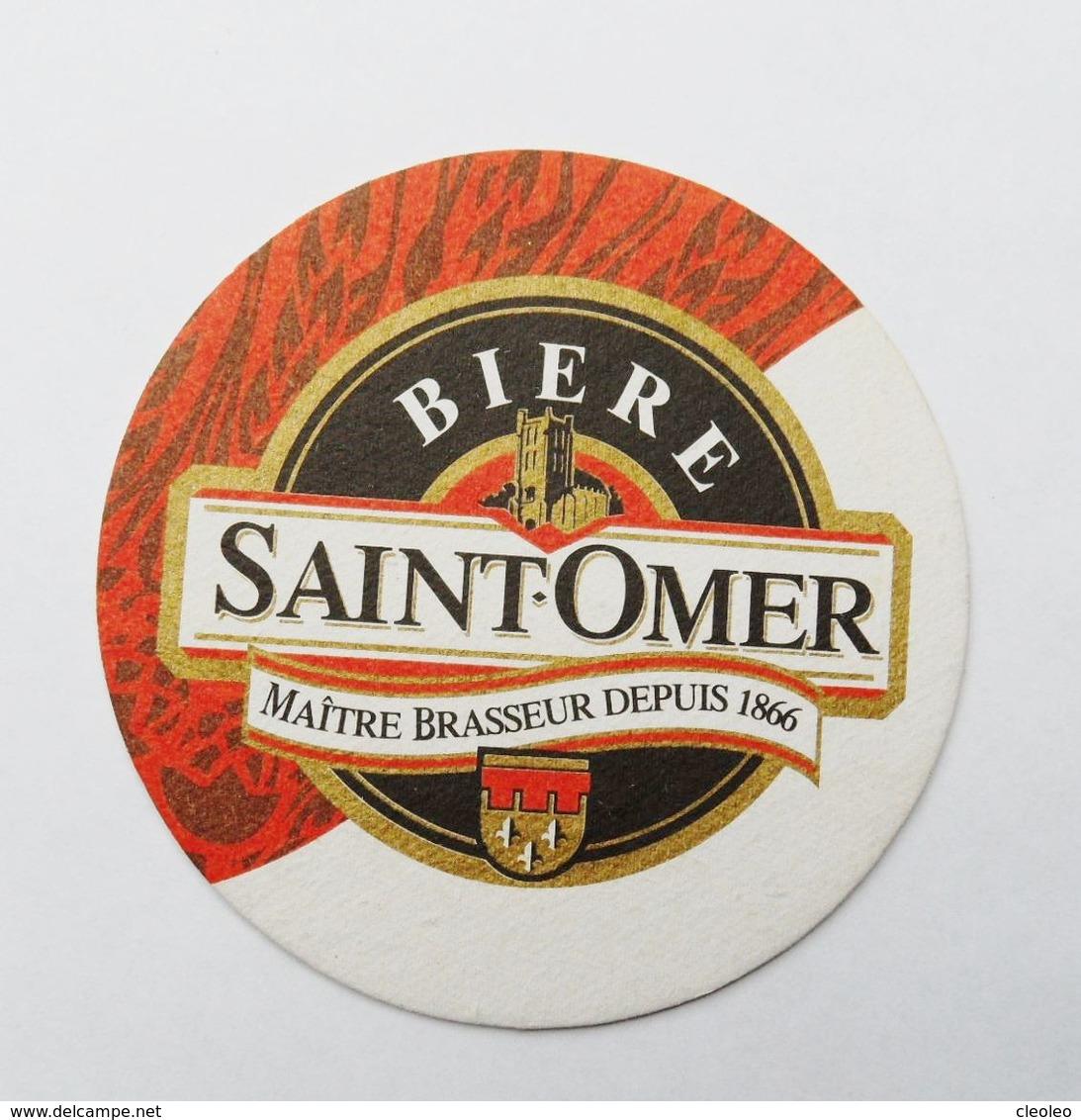 Sous Bock Bière Saint Omer - Sous-bocks