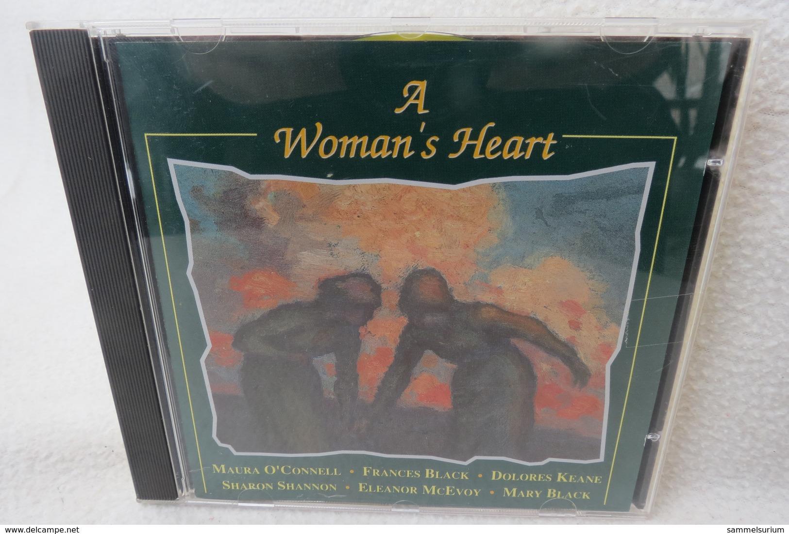 """CD """"A Woman's Heart"""" Darte CD, Various Artists - Musik & Instrumente"""