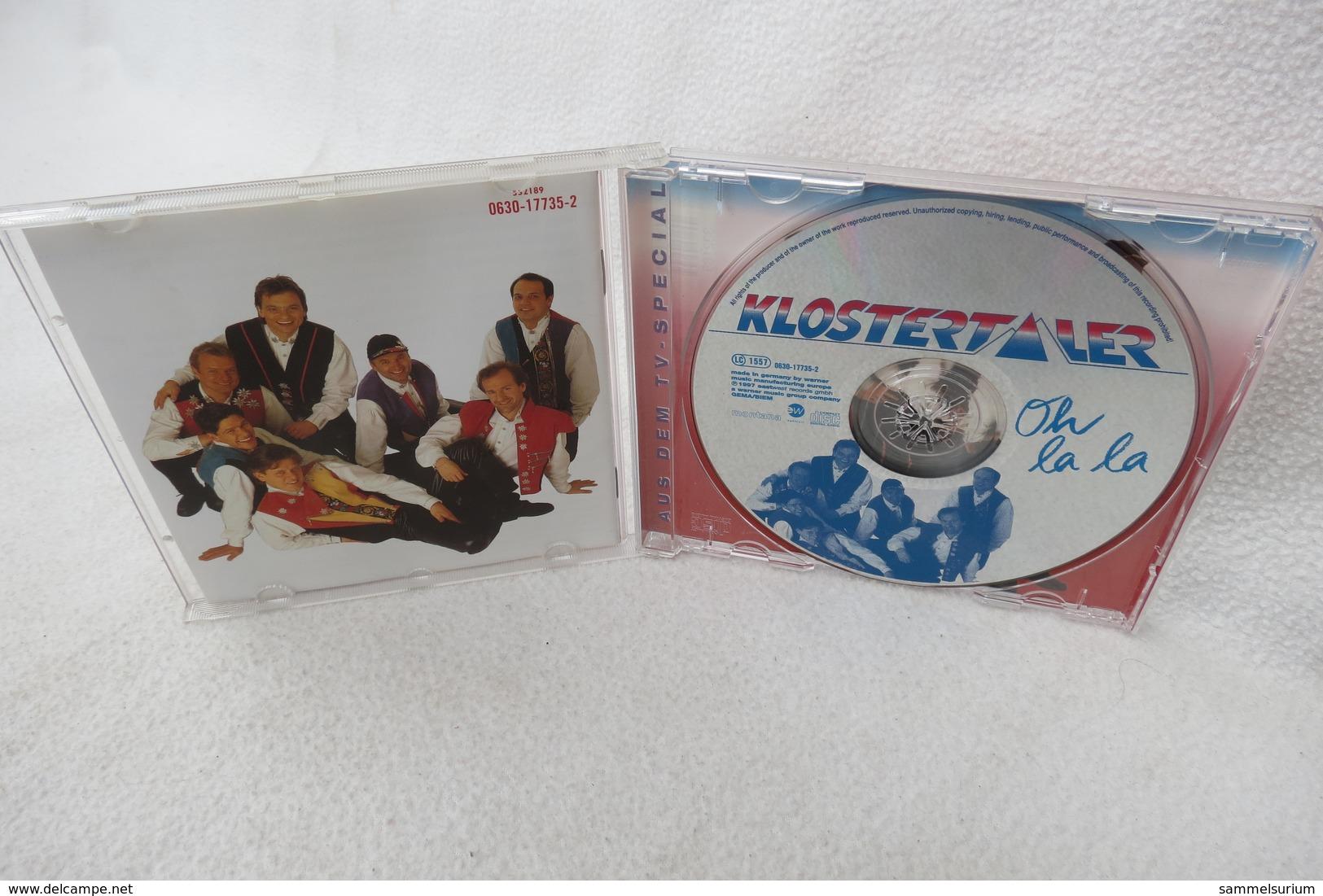 """CD """"Klostertaler"""" Oh La La (aus Dem TV-Special) - Musik & Instrumente"""
