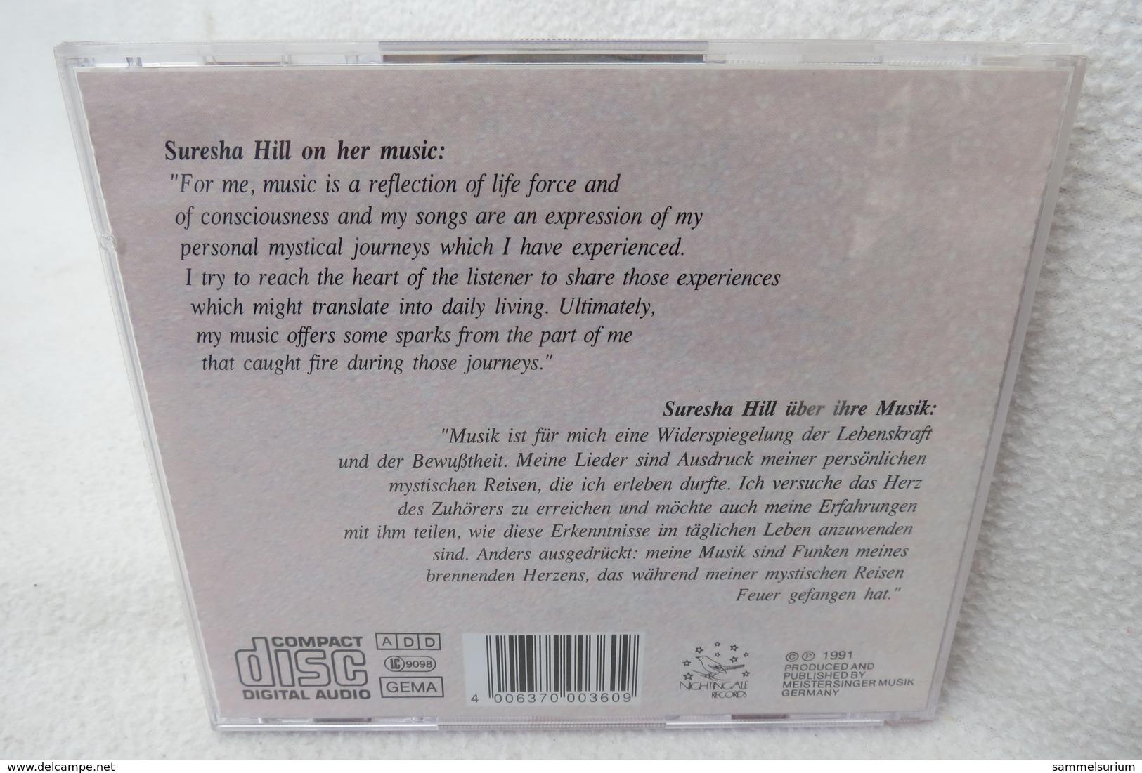 """CD """"Suresha Hill"""" Secrets - Disco, Pop"""