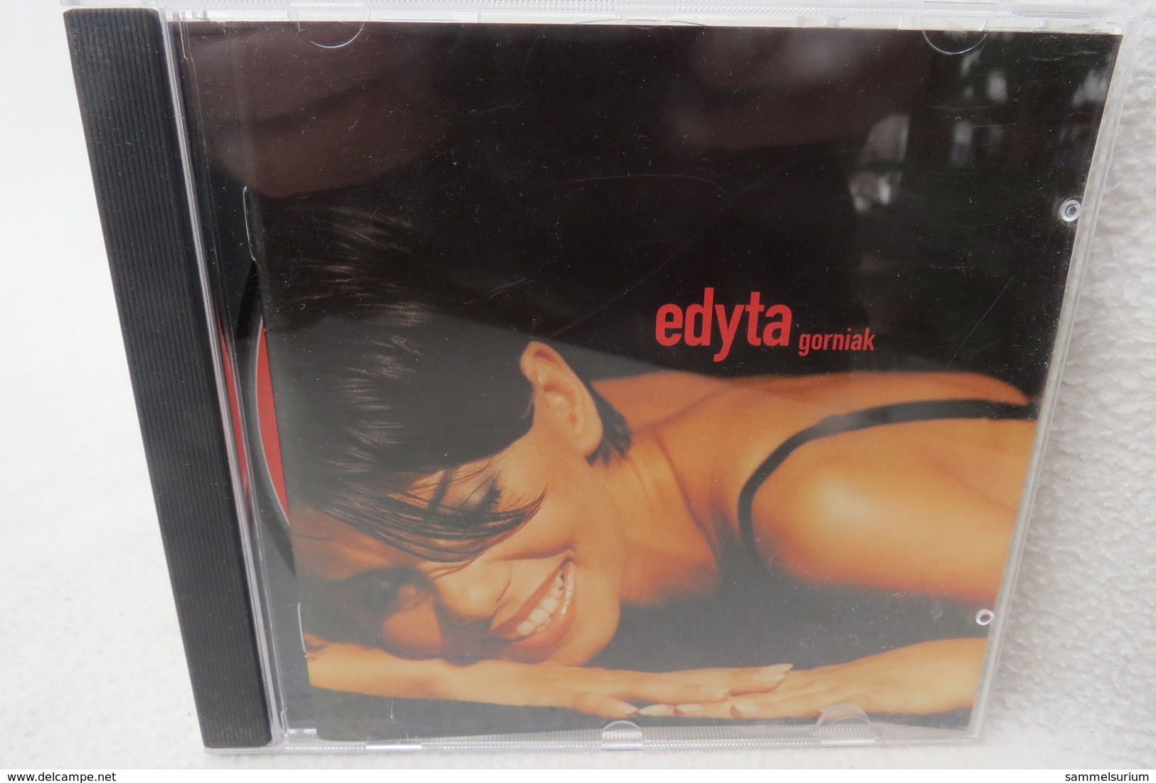 "CD ""Edyta Gorniak"" - Disco, Pop"