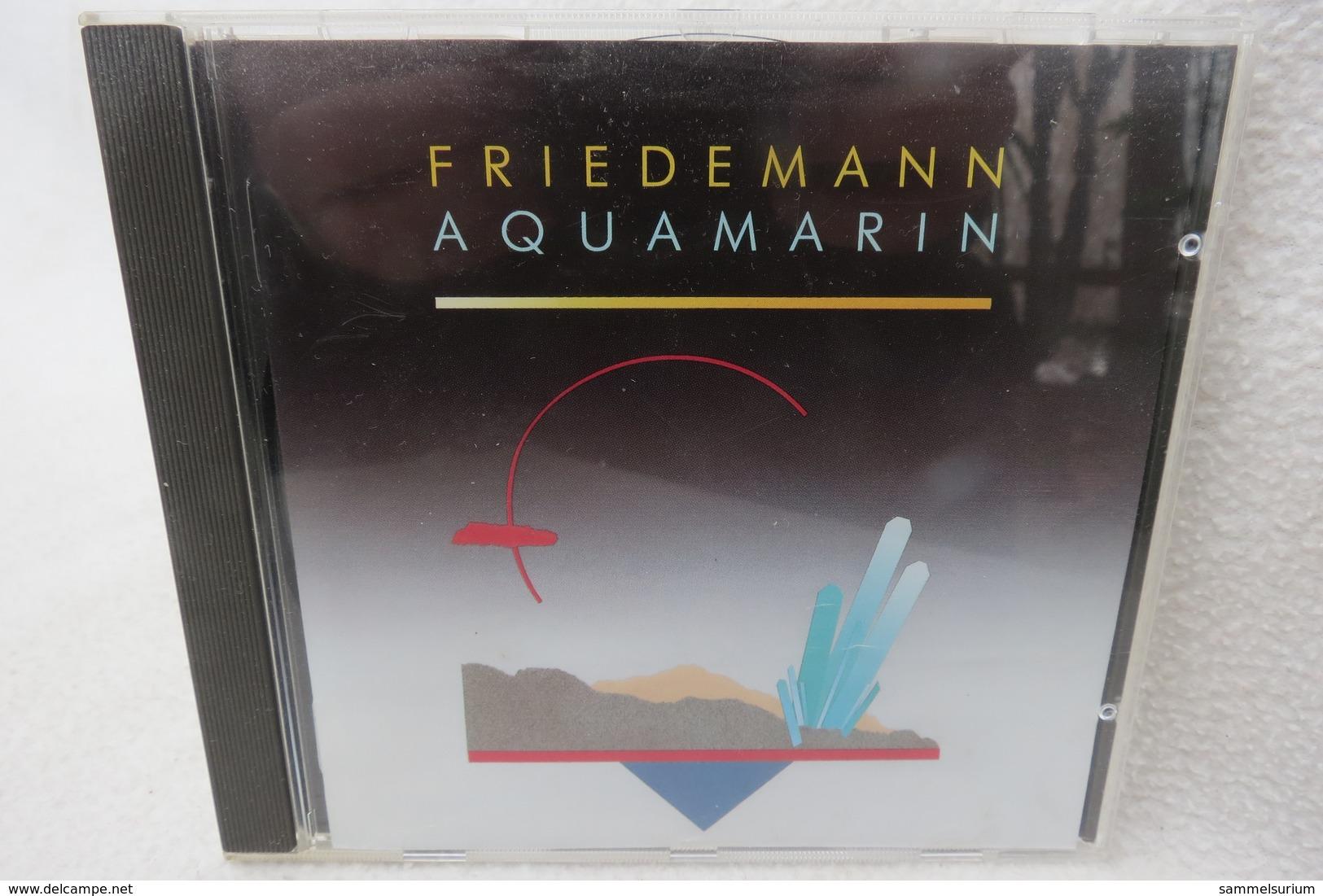 """CD """"Friedemann"""" Aquamarin, Biber Records - Musik & Instrumente"""
