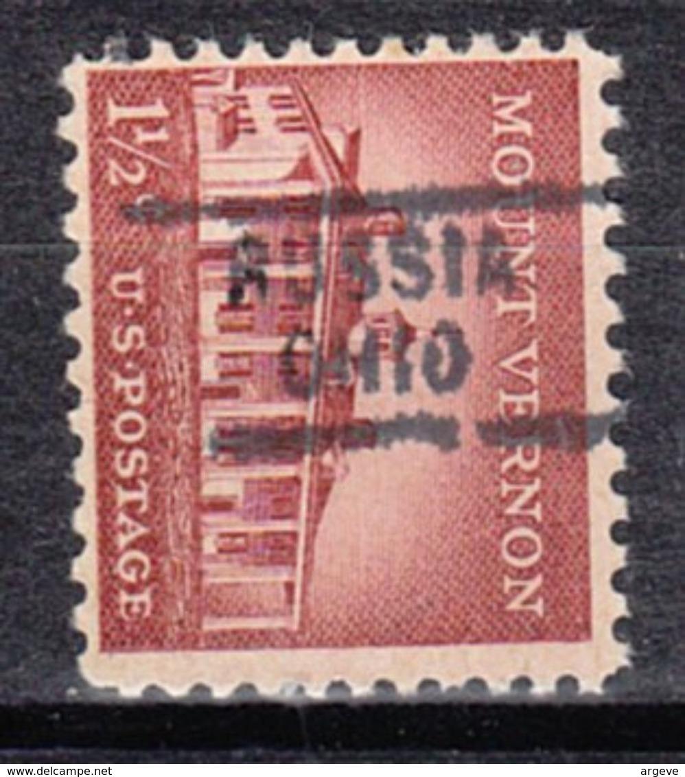 USA Precancel Vorausentwertung Preo, Locals Ohio, Russia 729 - Vereinigte Staaten