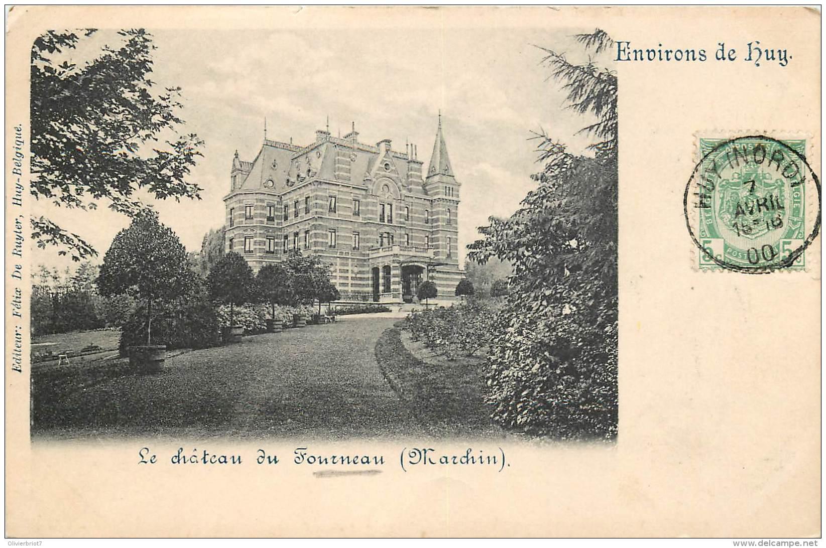 Environs De Huy - Le Château Du Fourneau ( Marchin ) - Marchin
