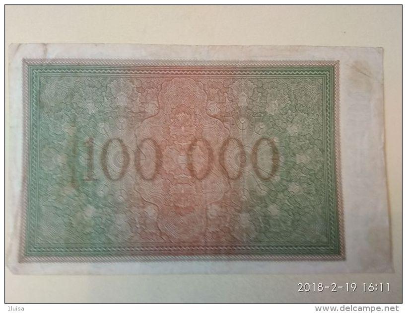 Essen 100000 Mark 1923 - [11] Emissioni Locali