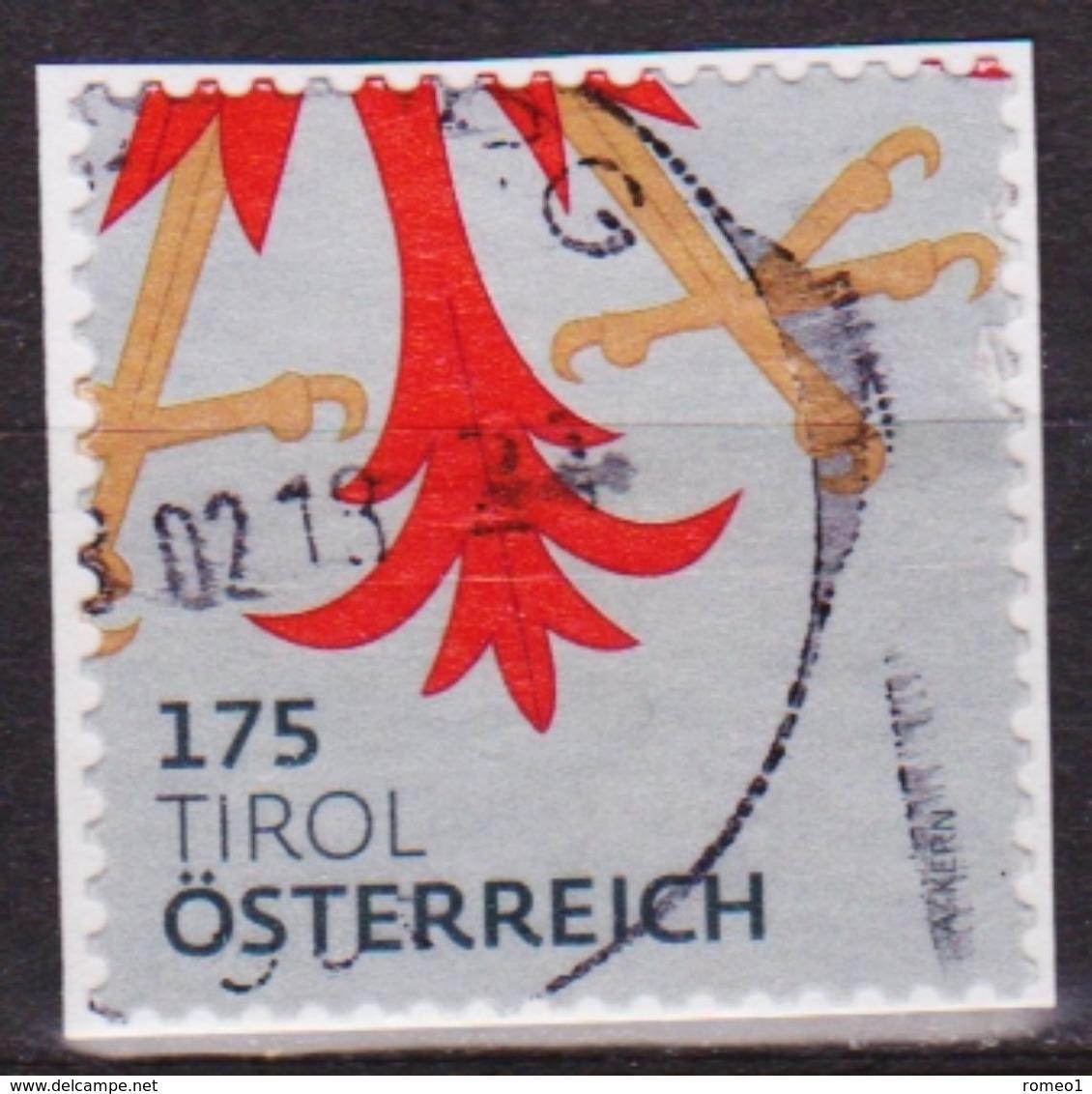 2017: Österreich Mi.Nr. 3316 Gest. (d158) / Autriche Y&T No. 3144 Obl. - 1945-.... 2ème République