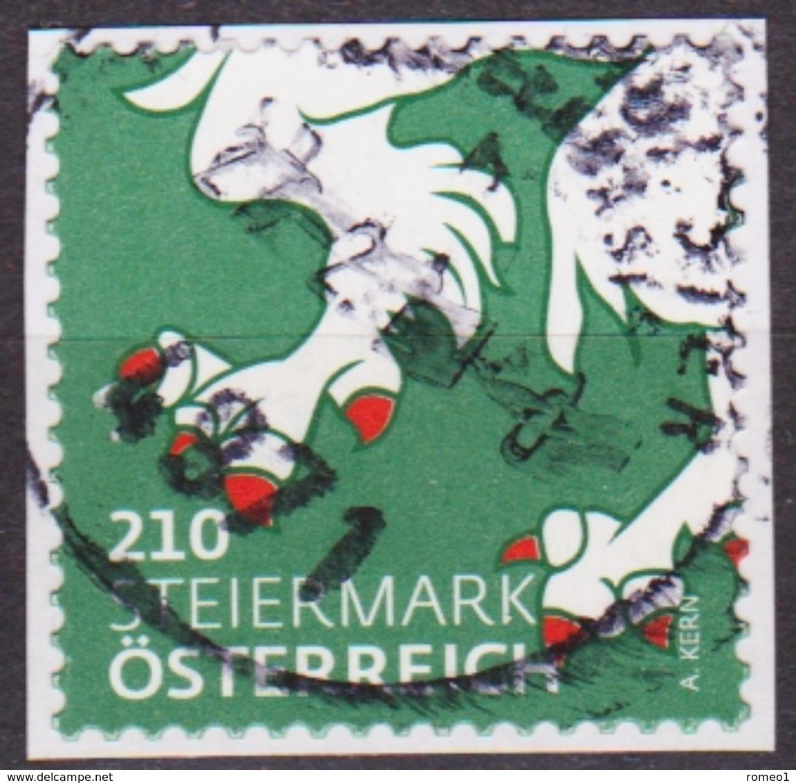 2017: Österreich Mi.Nr. 3317 Gest. (d142) / Autriche Y&T No. 3145 Obl. - 2011-... Gebraucht