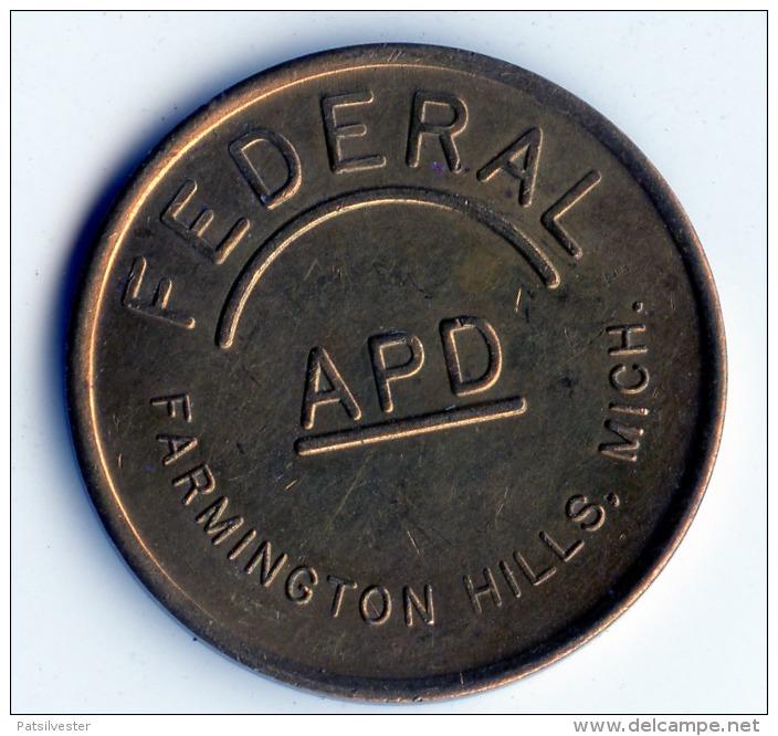 Parking: Federal APD - USA