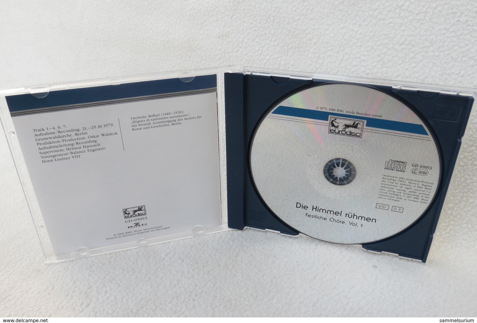 "CD ""Die Himmel Rühmen"" Festliche Chöre, Vol. 1 - Klassik"