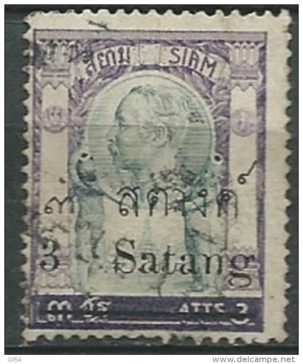 Siam   - Yvert N° 90 Oblitéré  -  Cw32004 - Siam