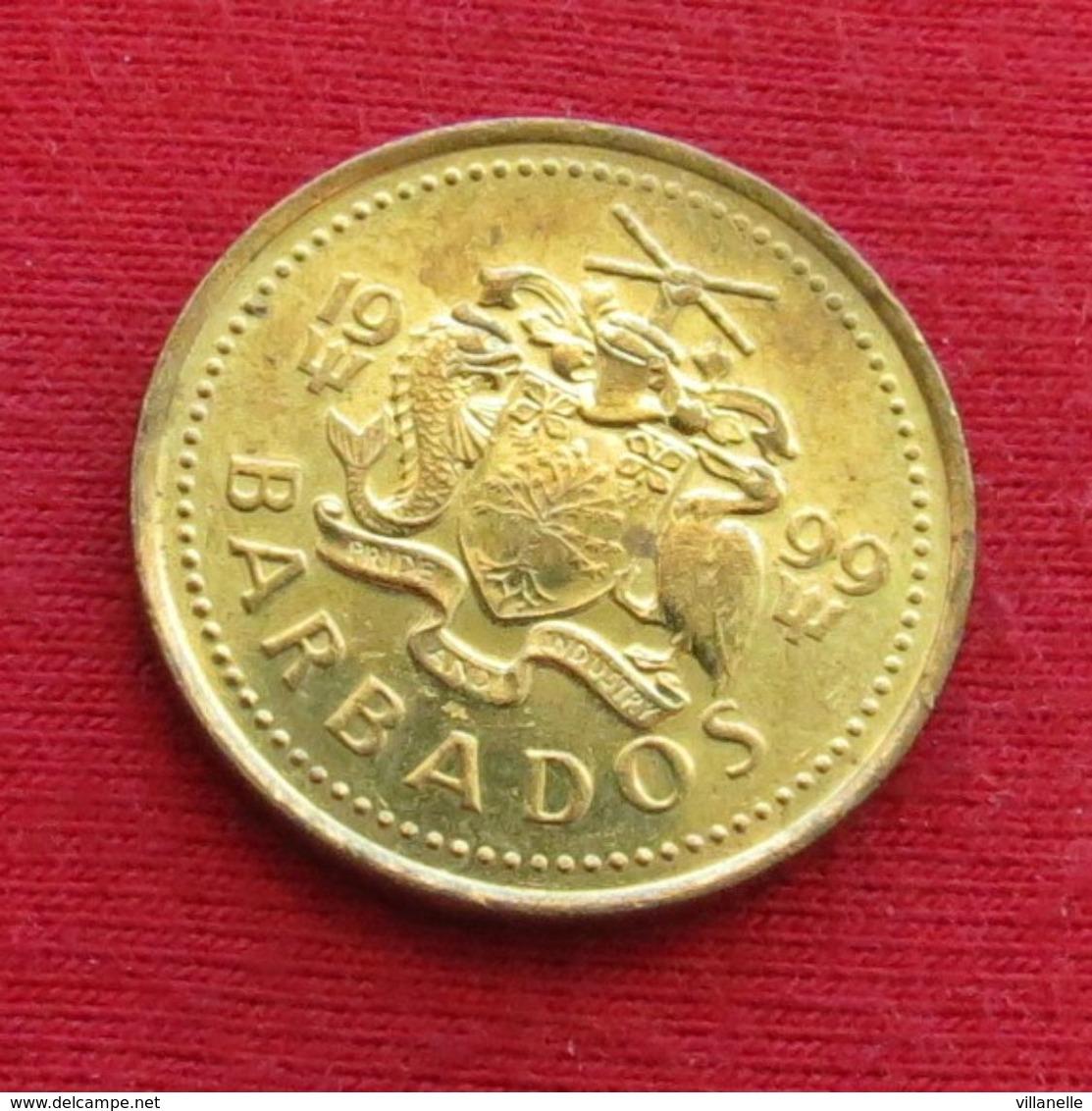 Barbados 5 Cents 1999 KM# 11 Barbade Barbades - Barbades