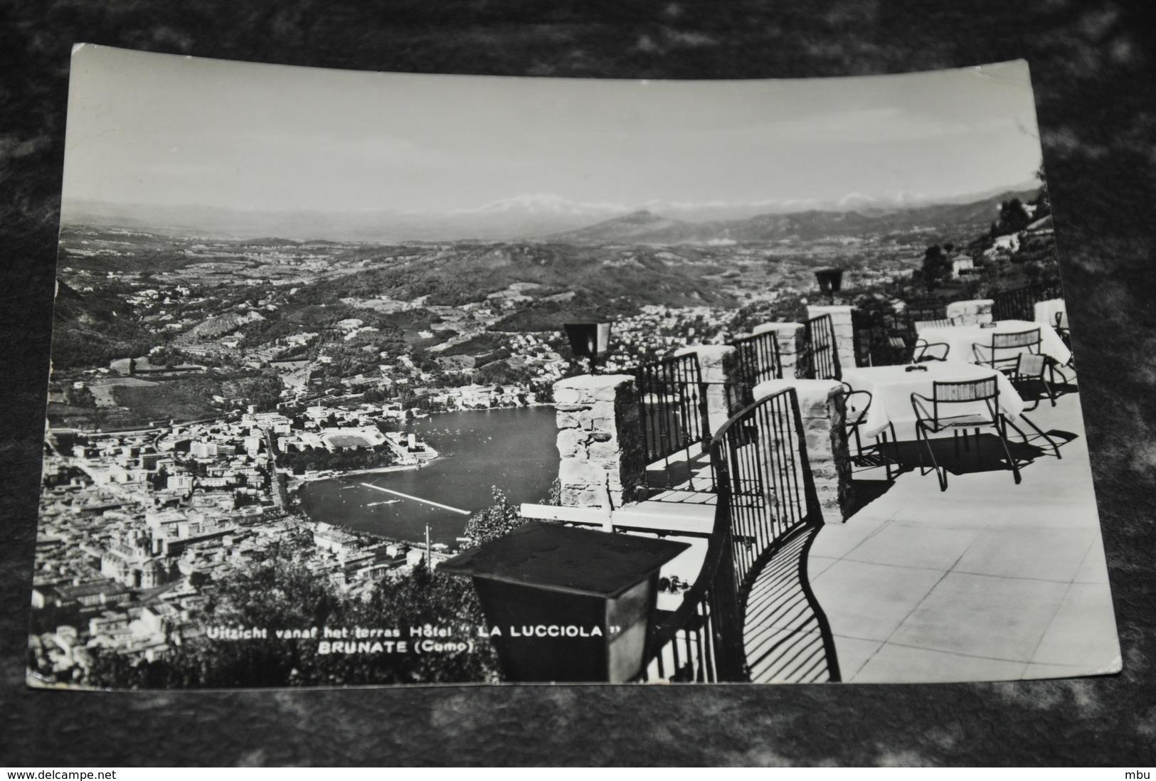 1346   Hotel La Lucciola     Brunate    1961 - Como