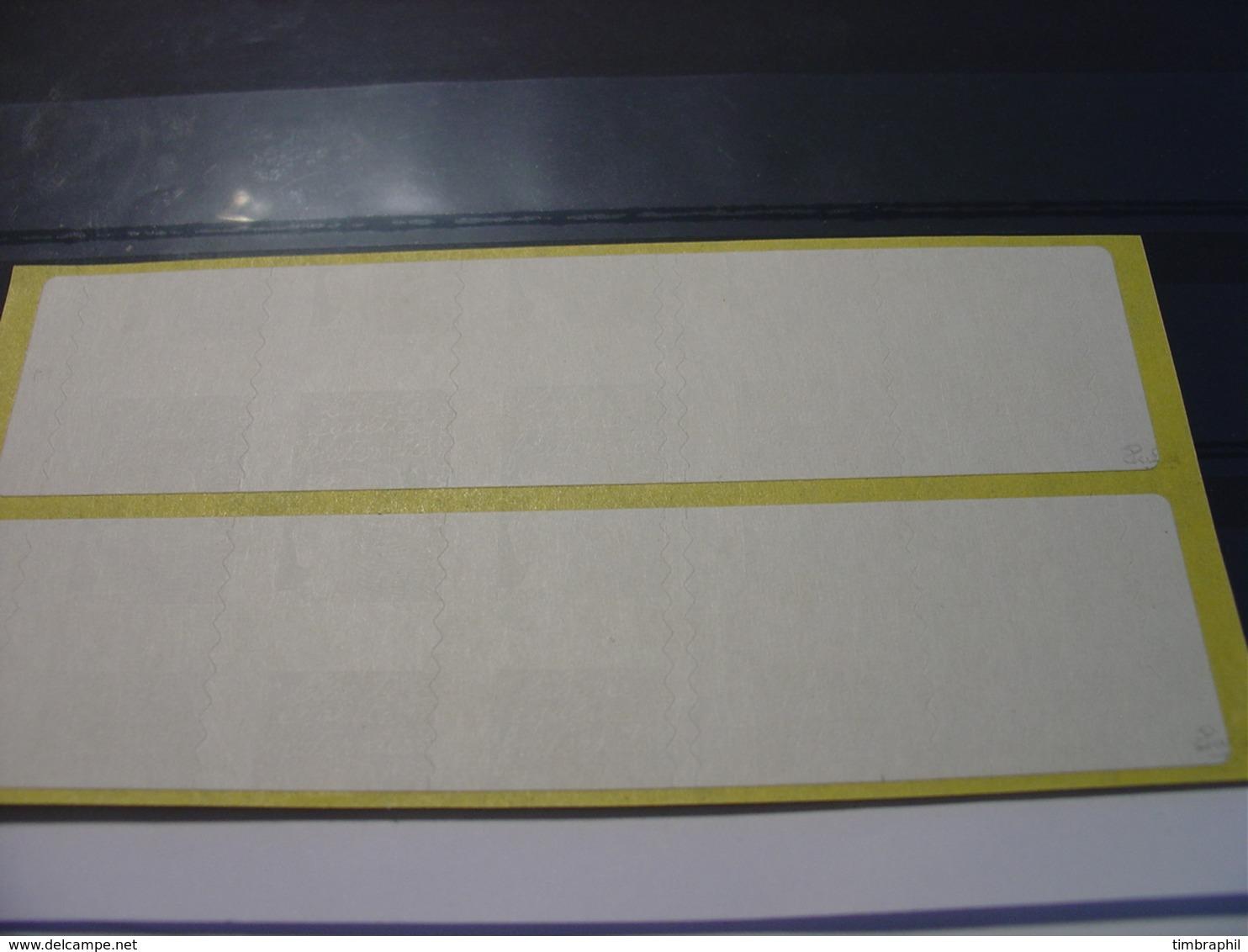 N° 3085 Neuf** LUXE (Carnet Imprimé à Sec + Variétés) Signé CALVES: RARISSIME !!! - Booklets