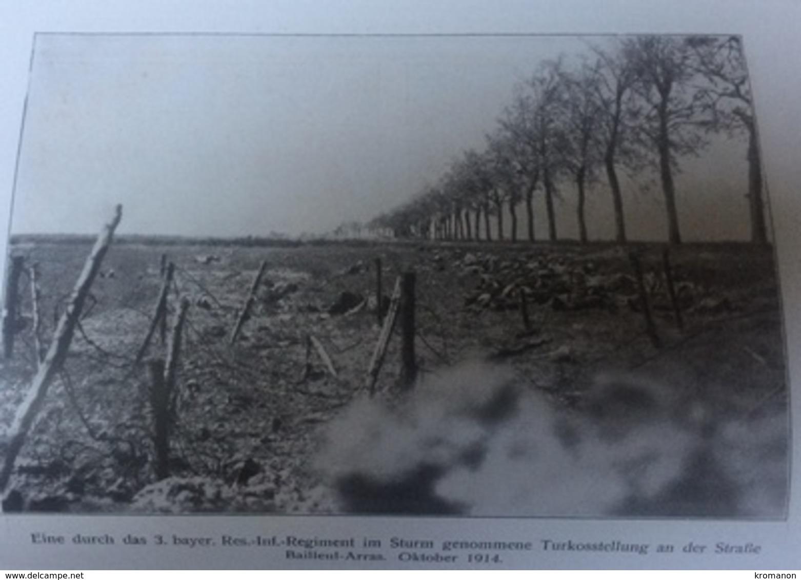 Photos Allemandes Recto Verso - 147 Vimy Arras Morts Sur Wagonsvoie étroite Oct 14 Bailleul Arras - Optique