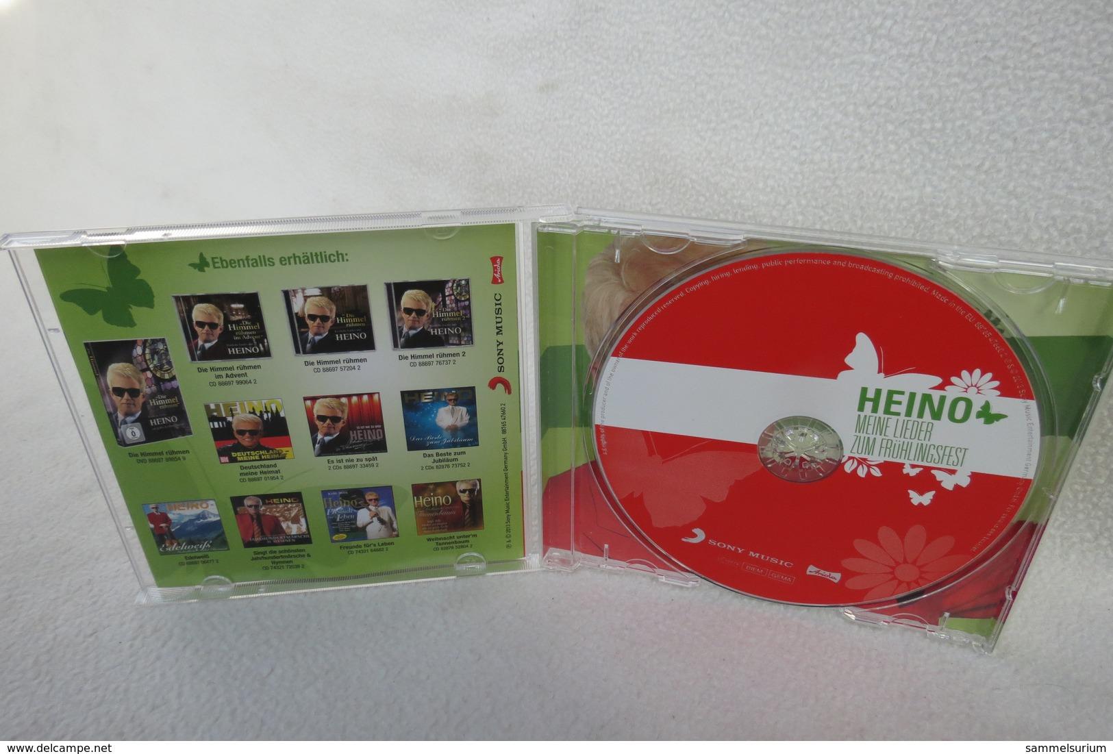 """CD """"Heino"""" Meine Lieder Zum Frühlingsfest - Sonstige - Deutsche Musik"""