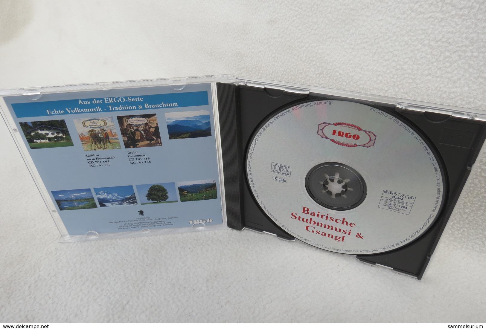 """CD """"Bairische Stubnmusi & Gsangl"""" Tradition Und Brauchtum (Echte Volksmusik) - Musik & Instrumente"""