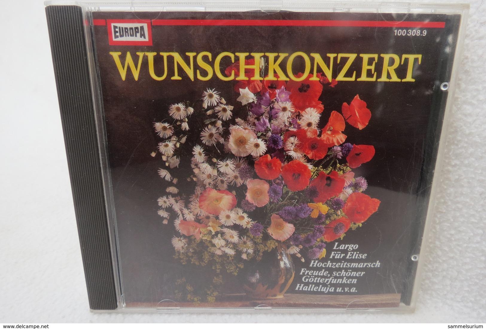"""CD """"Wunschkonzert"""" Div. Titel Aus Opern Und Operetten - Sonstige - Deutsche Musik"""