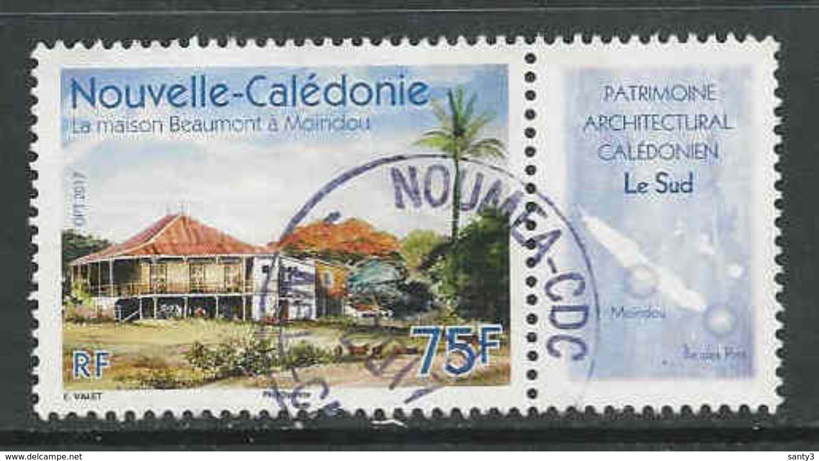 Nieuw Caledonie,  Yv  Jaar 2017, Gestempeld, Zie Scan - New Caledonia