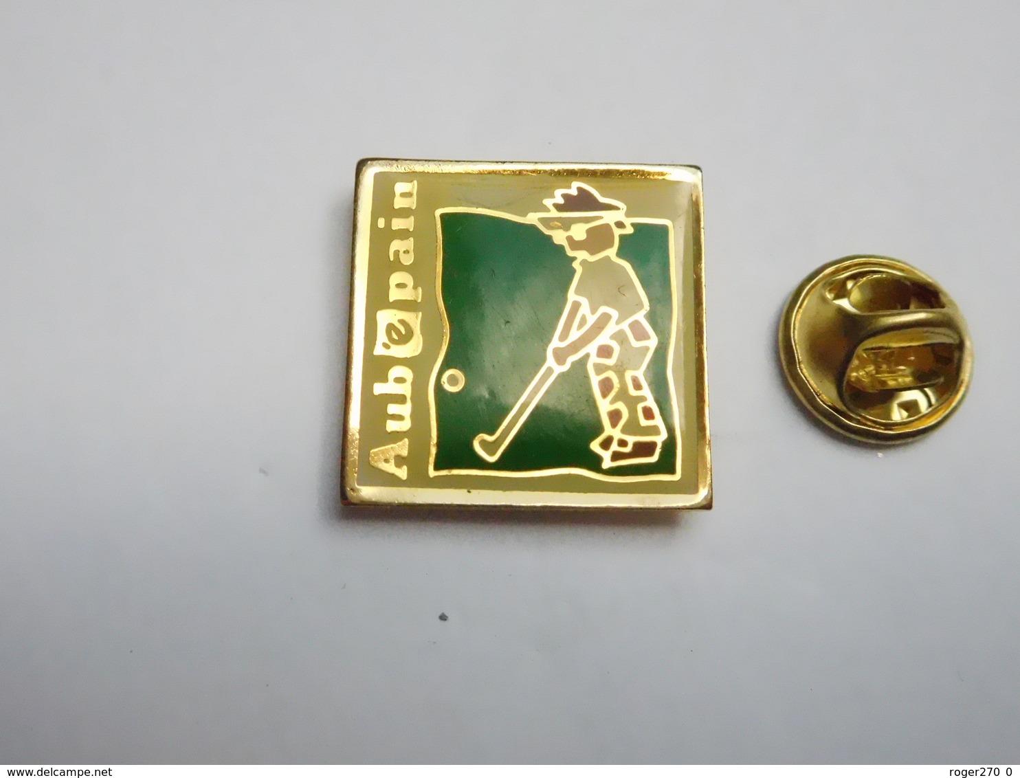 Beau Pin's , Golf , Aubépain - Golf