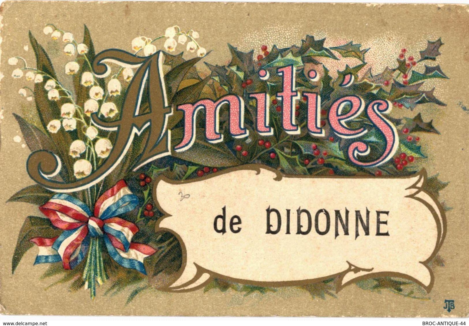 CPA N°20155 -  AMITIES DE DIDONNE - Saint-Georges-de-Didonne