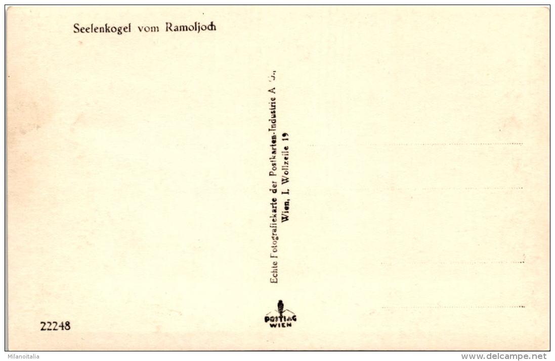 Seelenkogel Vom Ramoljoch (22248) - Sölden
