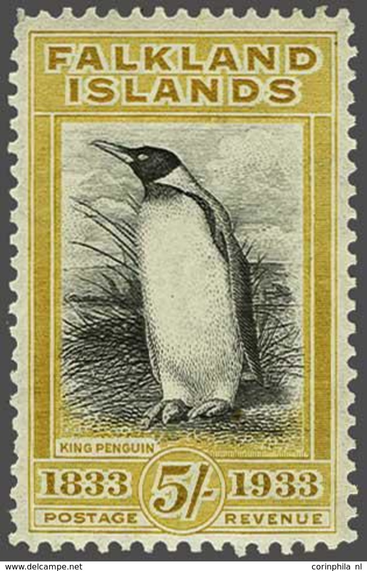 816 Falkland Islands - Stamps