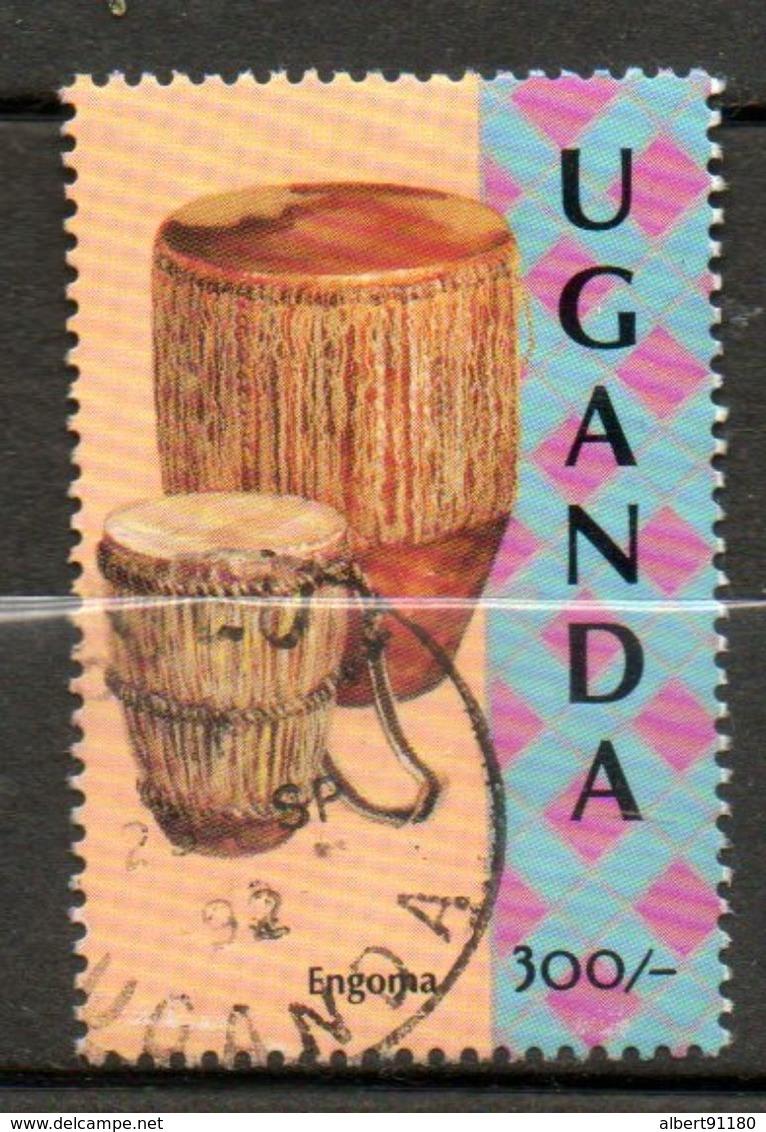OUGANDA   Engoma 1992 N° 895e - Uganda (1962-...)