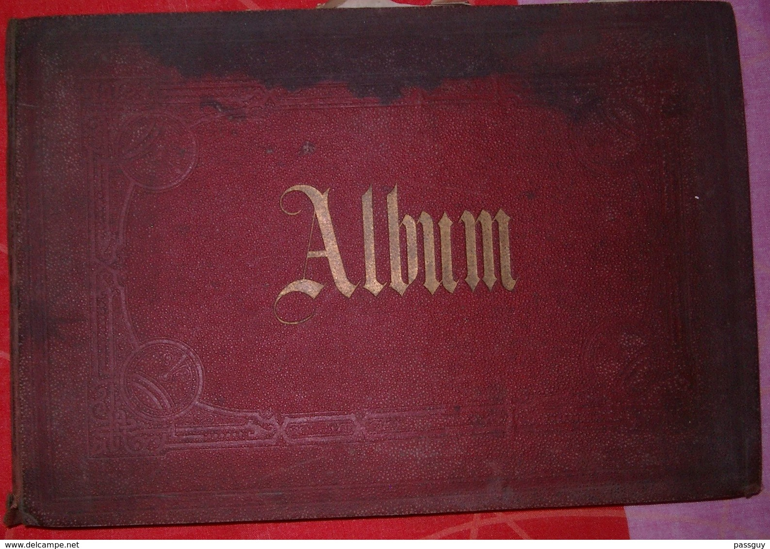 Album De Découpis 76 Pages - Non Classés