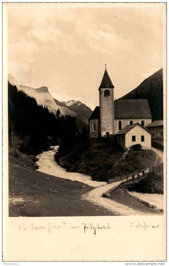 St. Leonhard Im Pitztal * 1921 - Pitztal