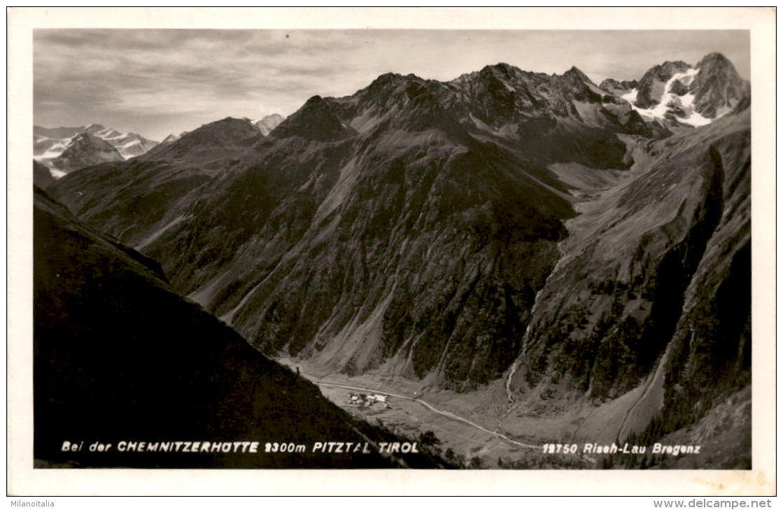 Bei Der Chemnitzerhütte - Pitztal, Tirol (12750) - Pitztal