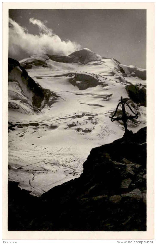 Blick Vom Mittelbergjoch Gegen Wildspitze (6) - Pitztal