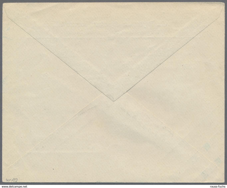 """Beleg 1907, 2 C. Braun Privat-GSU """"Bahnhofsbrief"""" Mit Eingedruckter Empfaenger-Adresse In Winterthur, Seltene Privatganz - Stamps"""