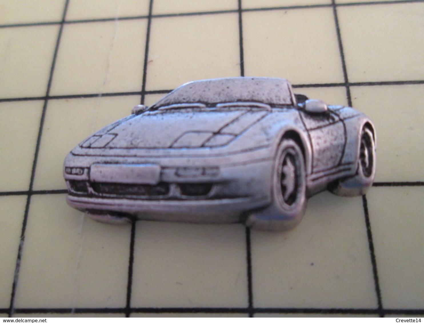 Pin615a Pin's Pins / Rare Et De Belle Qualité  : AUTOMOBILES : METAL ACIER MASSIF BIEN DETAILLEE  PORSCHE ? - Porsche