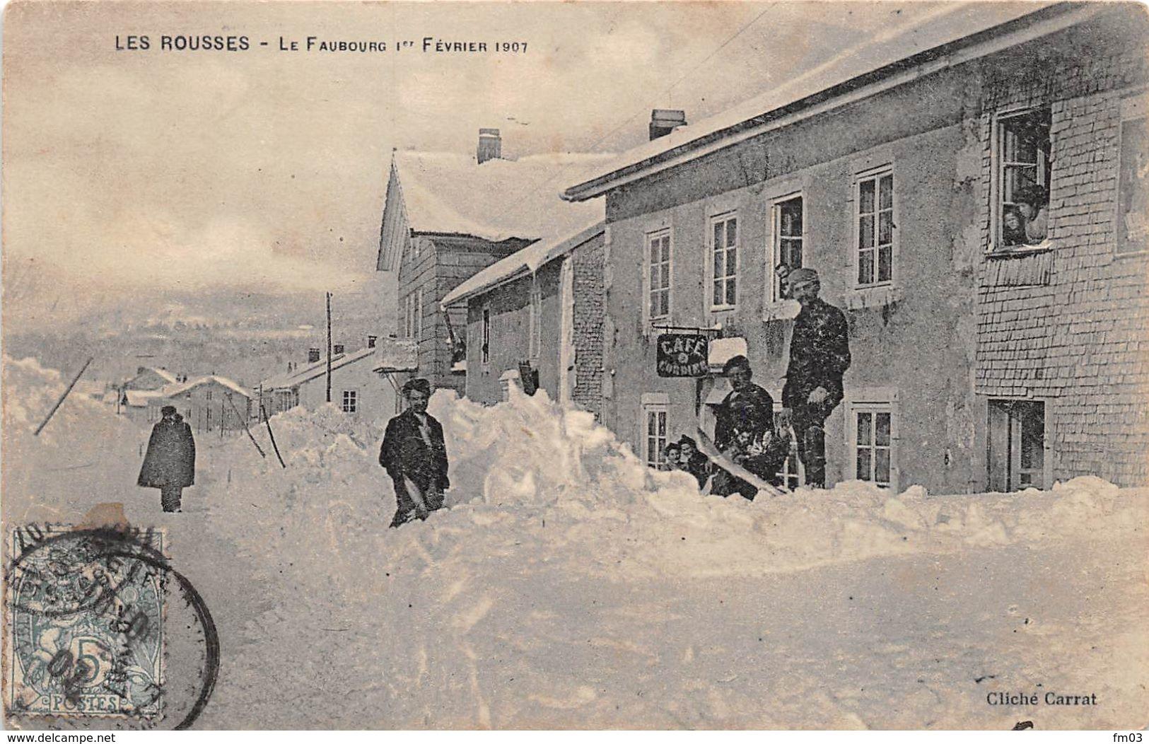 Les Rousses Ski Café Cordier Canton Morez - Other Municipalities
