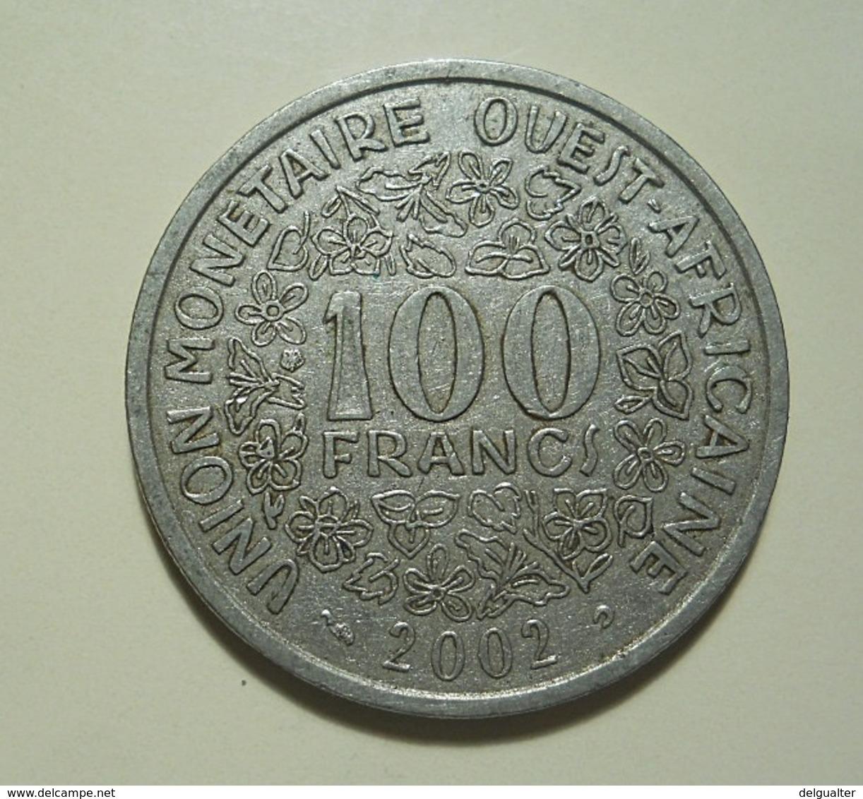 West African States 100 Francs 2002 - Monnaies