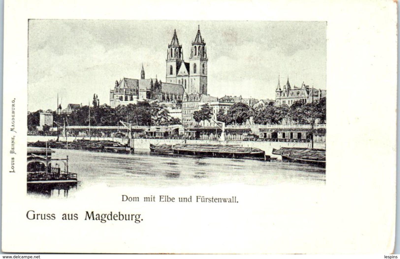 ALLEMAGNE -- MAGDEBURG - Magdeburg