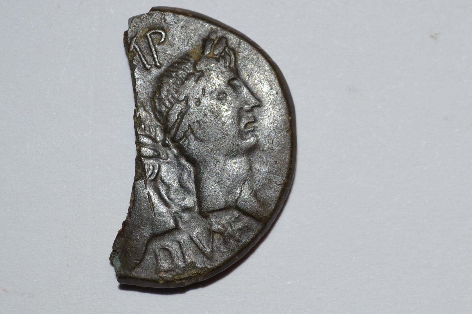 Demi As De Nîmes - Romaines