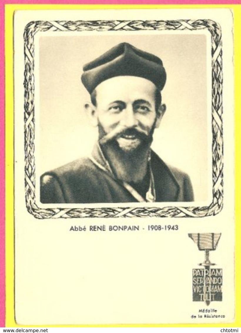 DUNKERQUE : Abbé René BONPAIN - Dunkerque