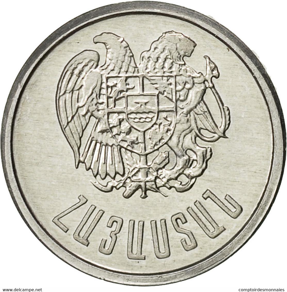 Armenia, 10 Luma, 1994, TTB, Aluminium, KM:51 - Arménie