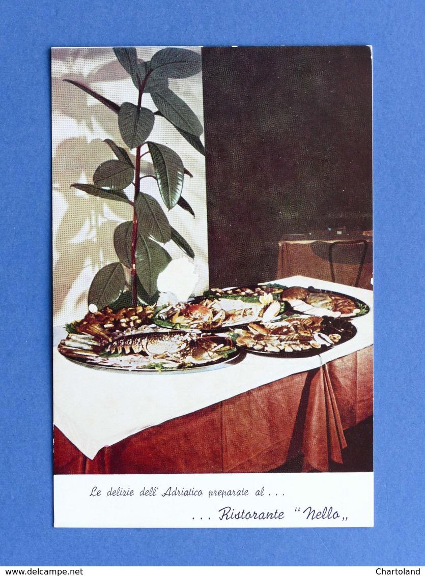 Cartolina Rimini - Ristorante Nello - 1965 Ca. - Rimini