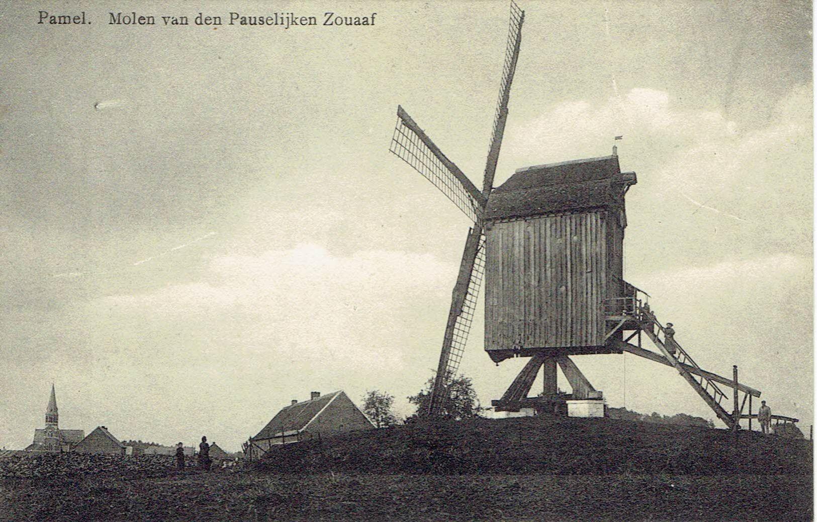 Pamel - Molen Van Den Pauselijken Zouaaf - Other