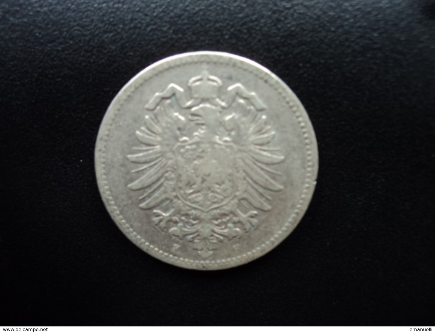 ALLEMAGNE : 1 MARK  1875 F   KM 7    TB / TTB - [ 2] 1871-1918: Deutsches Kaiserreich