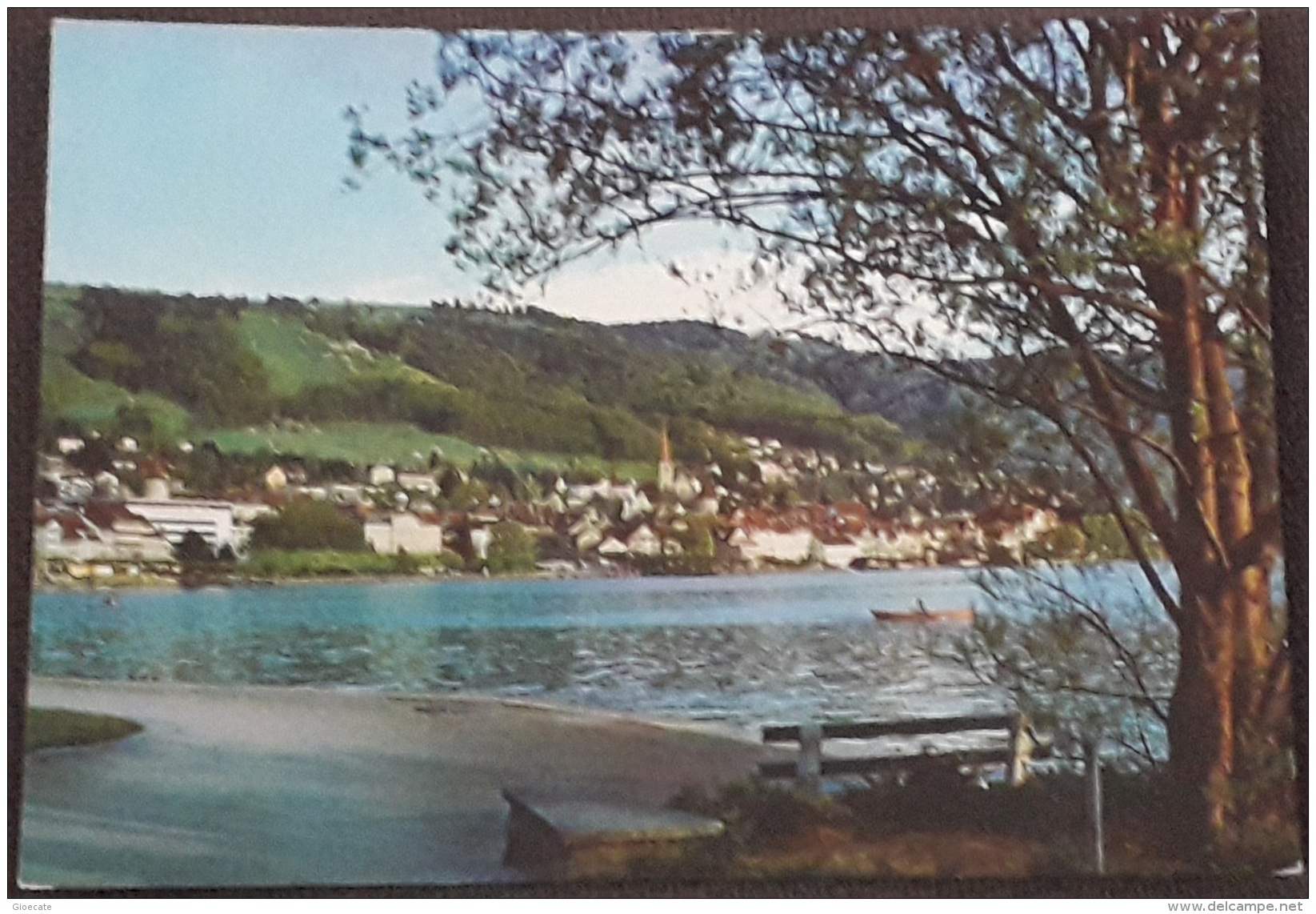 107/Stadt Zug – Viagg. Anni '70 – (2371) - ZG Zoug