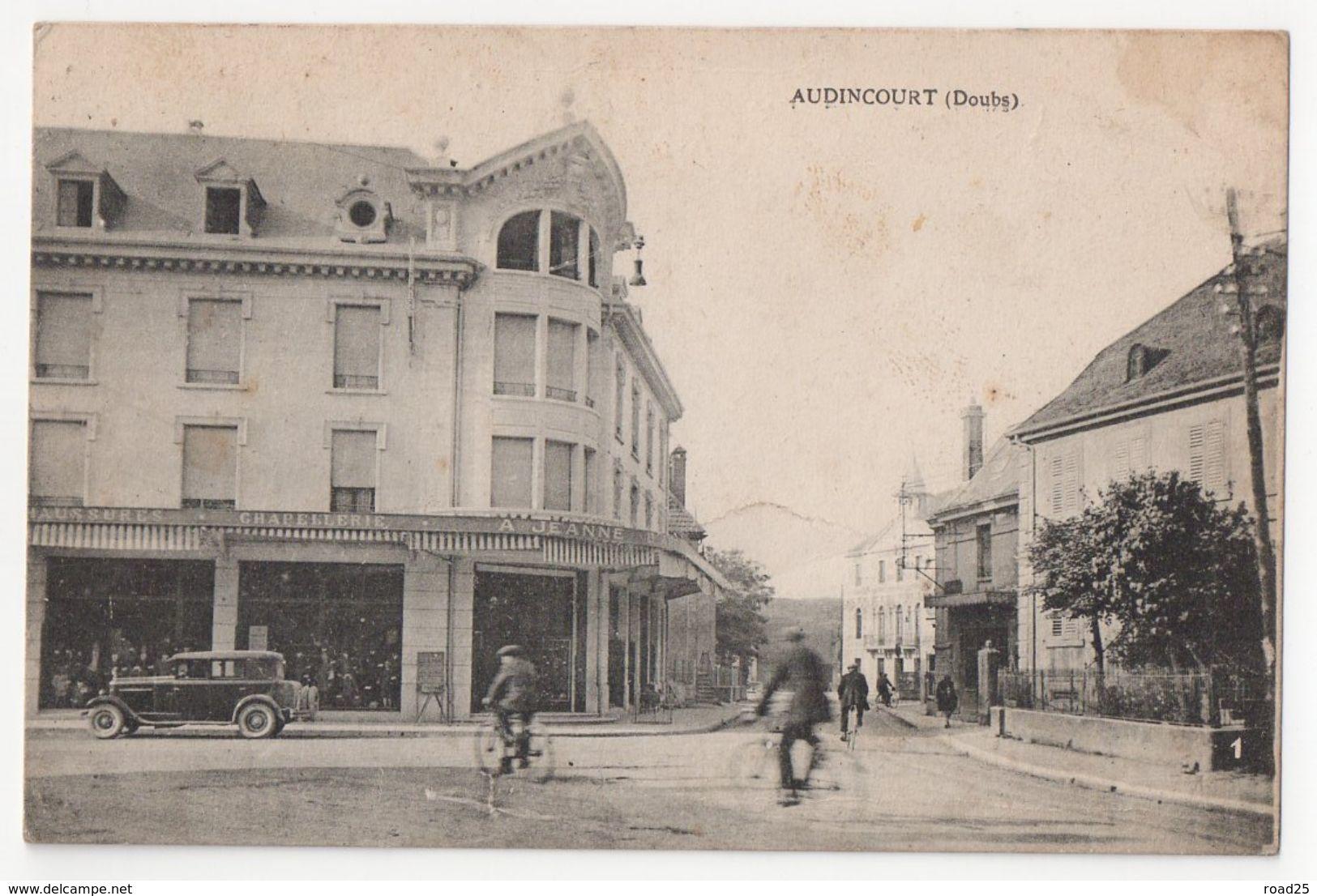 ( 25 ) Lot De 95 Cartes Postales Anciennes Du Département Du Doubs - Postcards