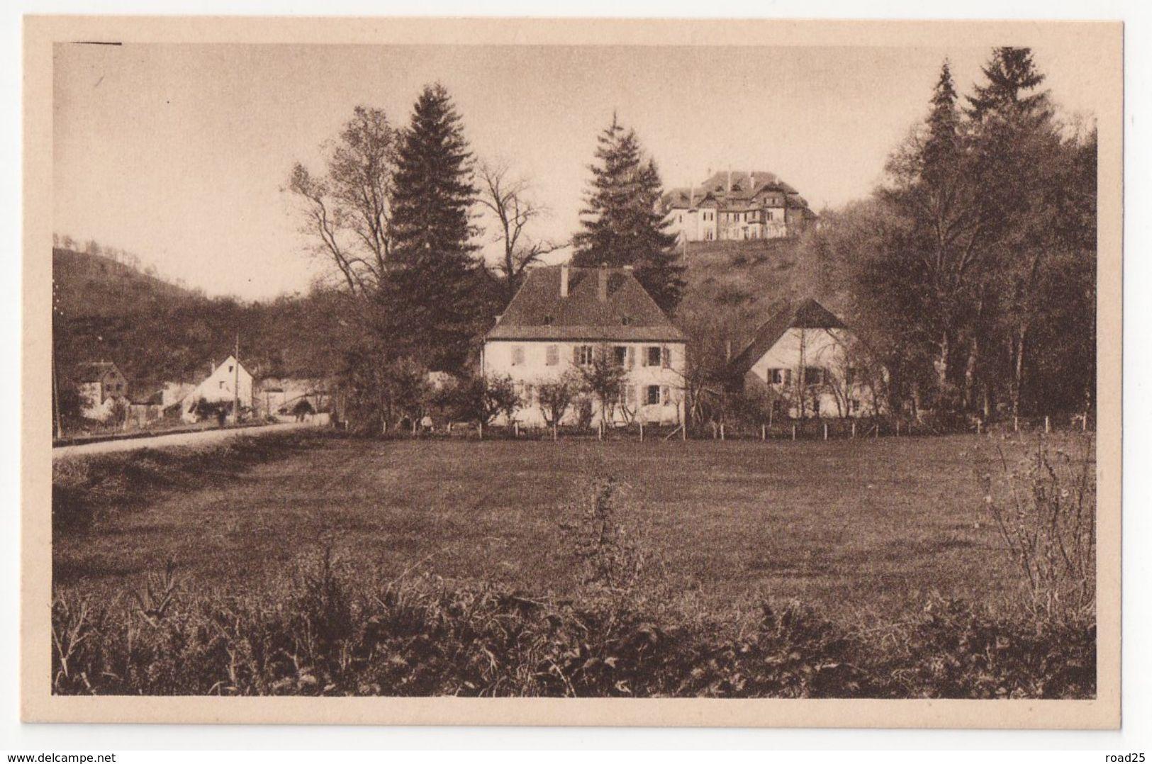 ( 25 ) Lot De 99 Cartes Postales Anciennes Du Département Du Doubs - Lot Varié, Peu De Doubles - Postcards