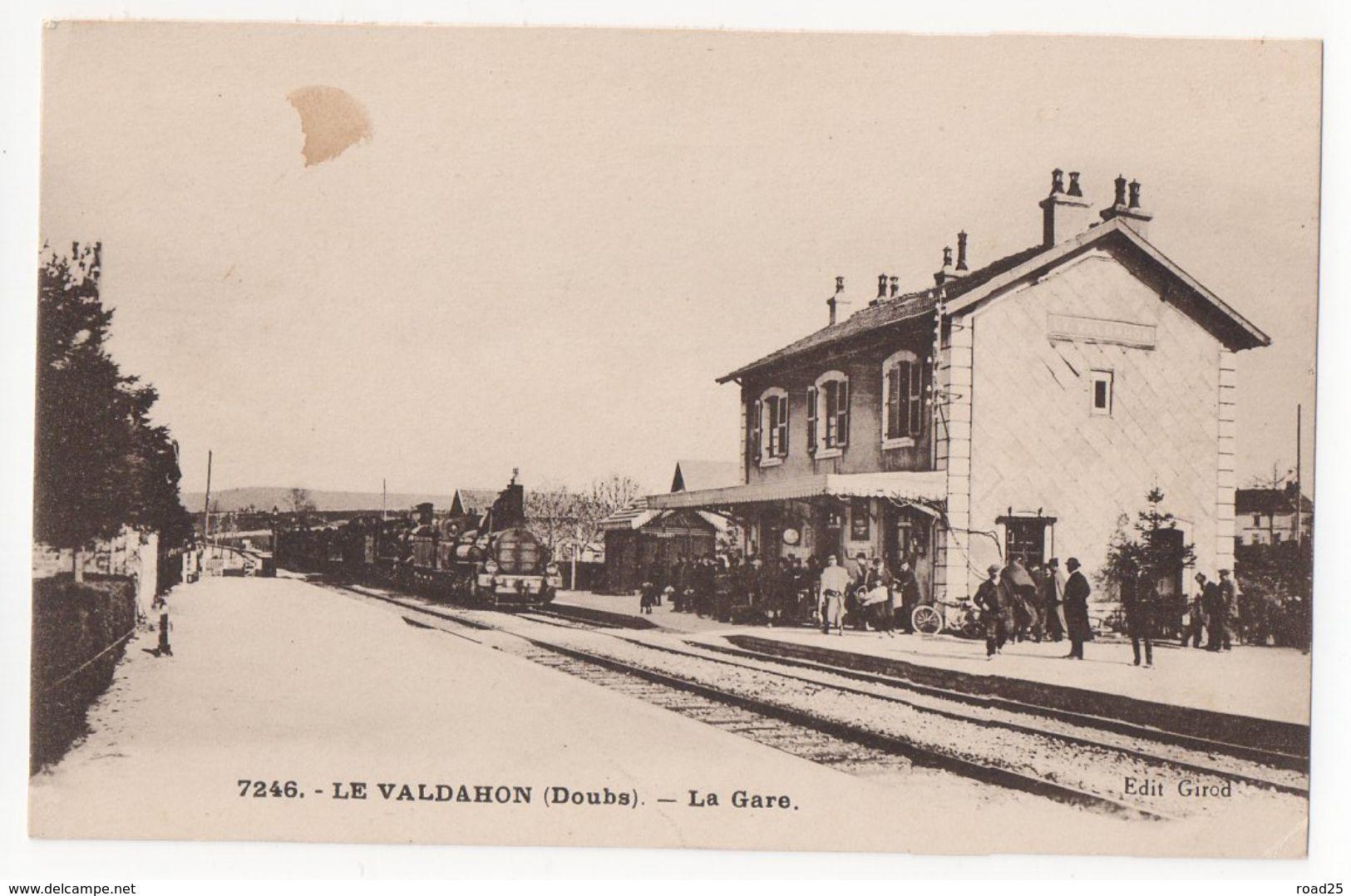 ( 25 ) Lot De 67 Cartes Postales Anciennes Du Département Du Doubs - Cartes Postales