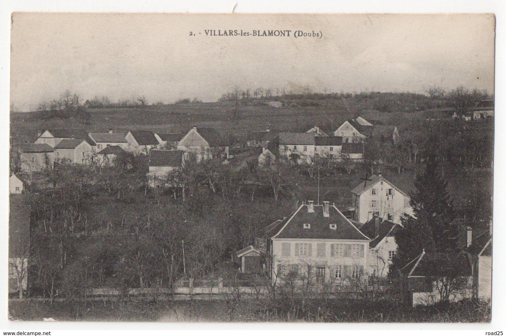 ( 25 ) Lot De 67 Cartes Postales Anciennes Du Département Du Doubs - Postcards