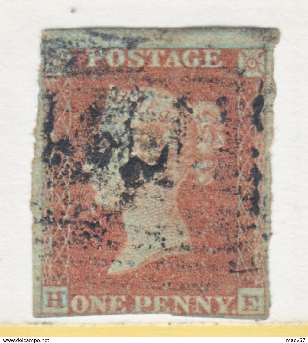GREAT  BRITIAN 3   (o) - Used Stamps