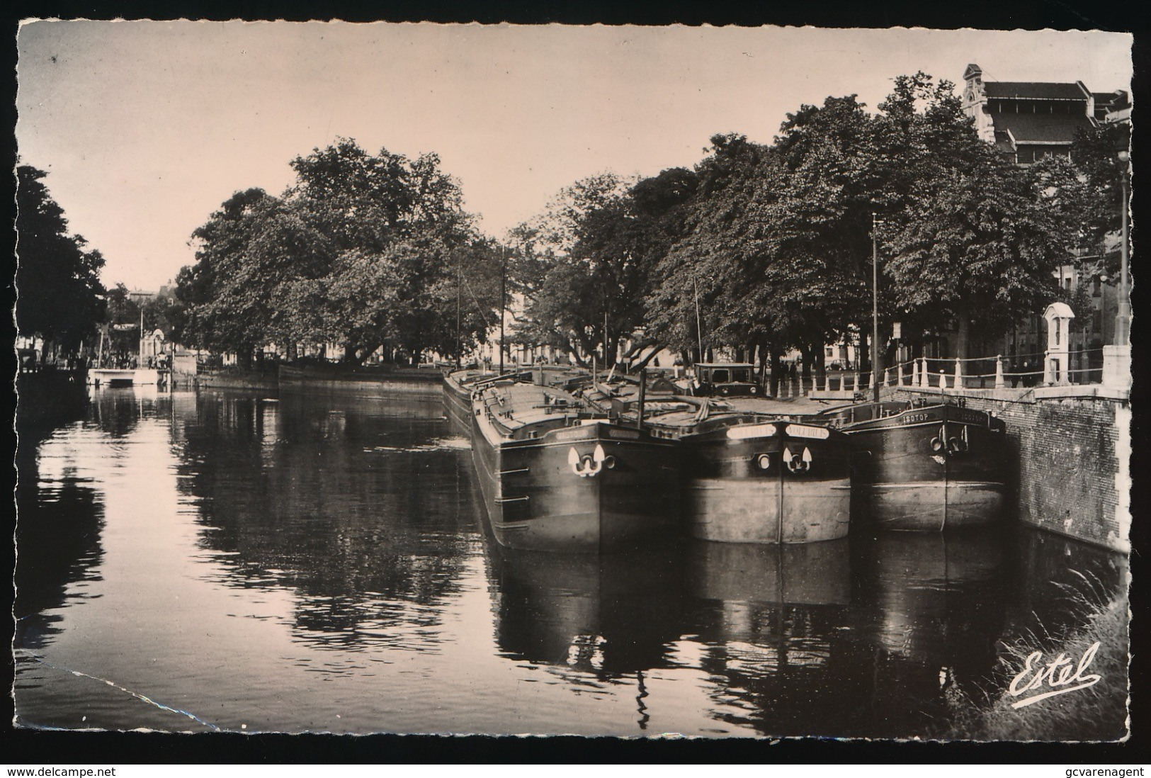LILLE = LE CANAL - Lille