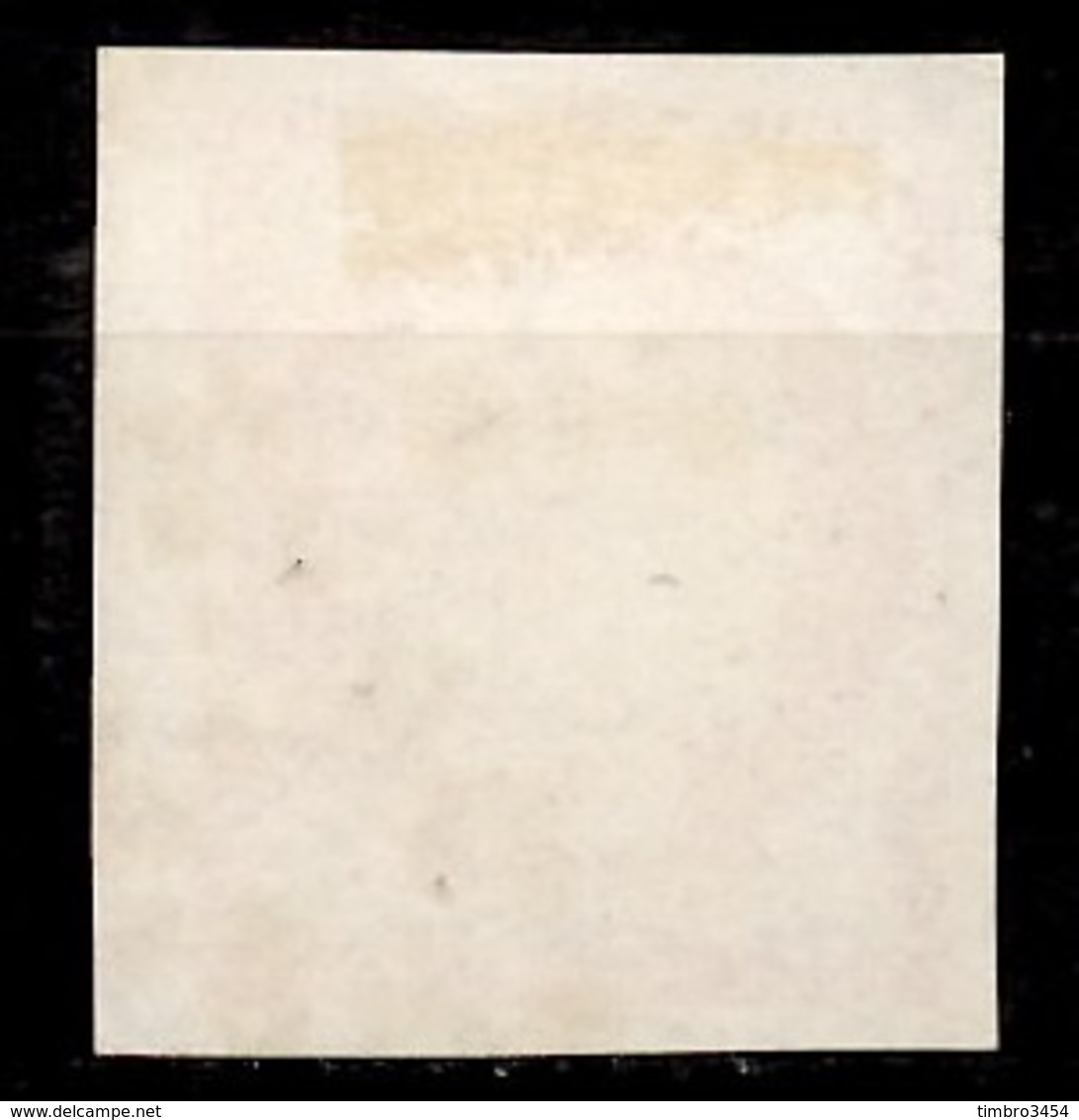 France YT N° 5 Oblitéré. Premier Choix. Très Beau Timbre. A Saisir! - 1849-1850 Ceres